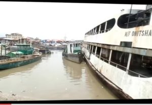 MF Onitsha abandoned at Oyinbo Jerry, now a haven for miscreants