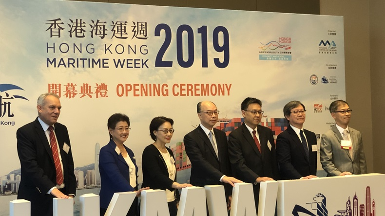 Hong Kong Maritime Week 2019